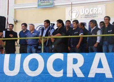 Un importante operativo policial custodiará las elecciones en la UOCRA