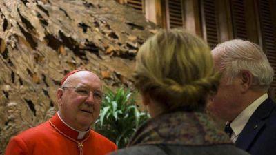 Farrell trabajando entre el Vaticano, Dublín y Panamá