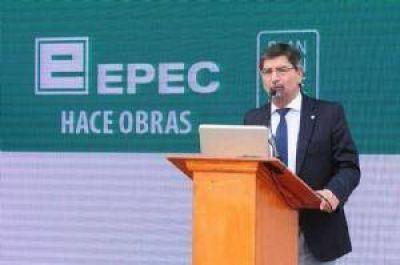 EPEC presenta hoy las obras que se hacen en Carlos Paz para mejorar el servicio