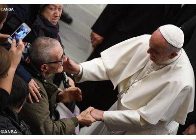 """Catequesis del Papa: """"La desesperación será vencida"""""""