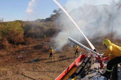 Los incendios forestales devastaron 171 hectáreas en 2016