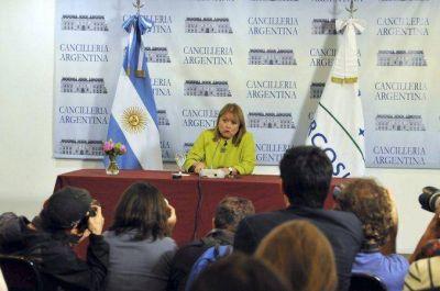 Argentina asumió la presidencia temporal del Mercosur