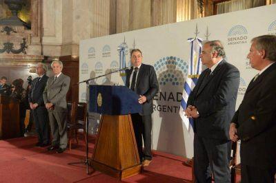 Rodolfo Urtubey en la Celebración del Día Internacional de los Derechos Humanos