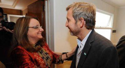 Estupor en el PJ porque Cristina y Alicia Kirchner negociaron que su senadora no vote Ganancias