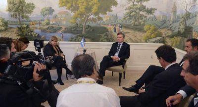 Macri decidió votar contra China en la OMC