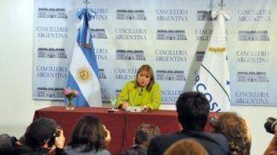 Malcorra, sobre Venezuela y el Mercosur: