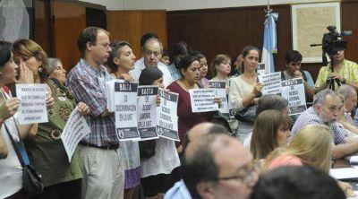 Renunció el funcionario de la UNT que había sido denunciado por acoso