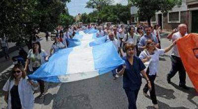Protesta en los hospitales: suspenden la atención ambulatoria por 48 horas