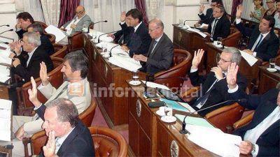 El presupuesto de Bordet recibió sanción definitiva por unanimidad