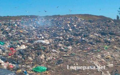 Comienzan las tareas de remediación del viejo predio de basura