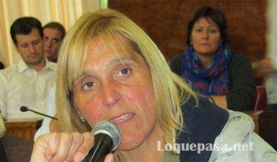 Vilma Baragiola respondió a las denuncias de Cáritas