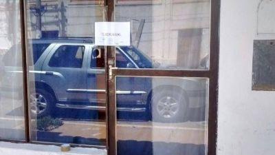 Salud también clausuró el geriátrico de Fiambalá