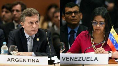 Tensión en la cumbre del Mercosur: Venezuela no fue invitada y su canciller denunció