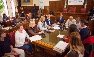 Baragiola contra el Consejo de Niñez: