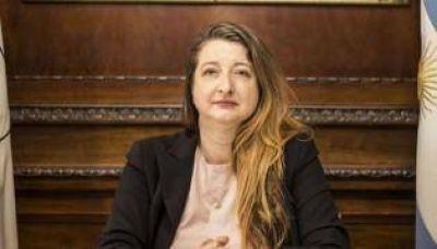 """María Rosa Muiños fue electa """"Mejor Legisladora 2016″"""