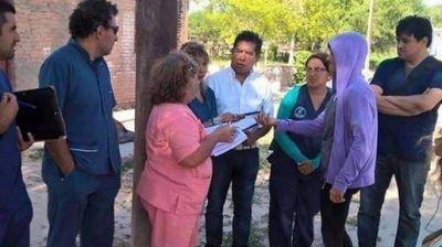 Realizan un intenso trabajo en la ciudad para erradicar el dengue