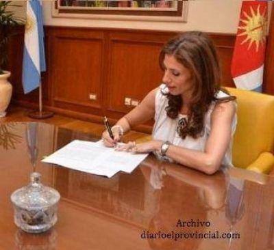 La Gobernadora decretó asueto administrativo para los días viernes 23 y 30 de diciembre