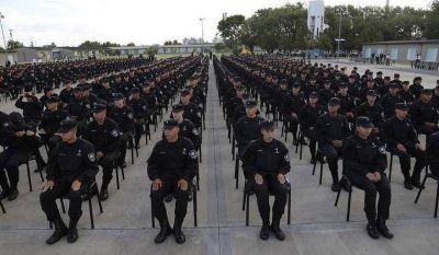 La Policía Metropolitana suma 800 agentes