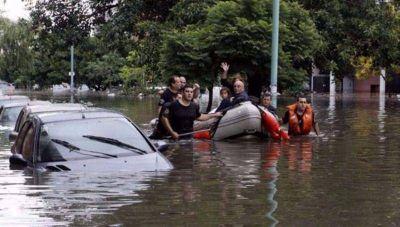 """El """"balance negativo"""" de familiares de inundados: un año de gestión Garro, sin obras ni Plan de Contingencia"""