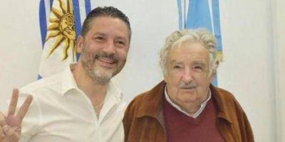 Menéndez junto a Mujica recordó a Artigas: