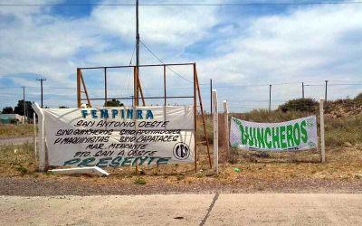 FEMPINRA bloquea el puerto de San Antonio Este