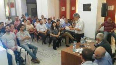 La CGT Regional Córdoba realizó el último Plenario 2016