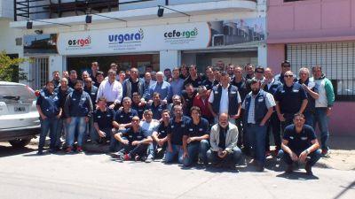 URGARA realizó una Capacitación en Seguridad e Higiene para Recibidores de Granos en Necochea