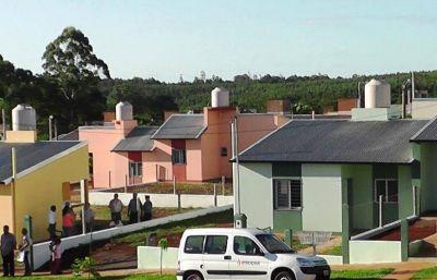 Este lunes 19 se entregarán 452 viviendas del Iprodha en Itaembé Guazú