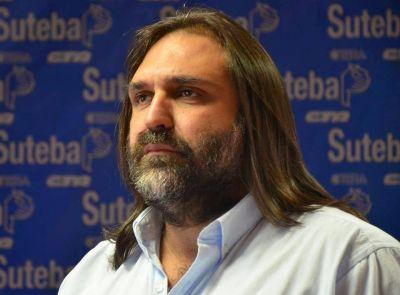"""Baradel acusó a Vidal de """"excluir"""" a los docentes y puso en duda el inicio de clases 2017"""