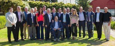 Cumbre del PRO en San Isidro
