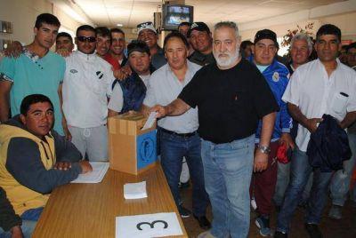 Los hermanos Trujillo fueron reelectos al frente de la UOCRA Seccional Mar del Plata