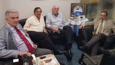 El Comité Ejecutivo del Congreso Judío Latinoamericano se reunió en Buenos Aires