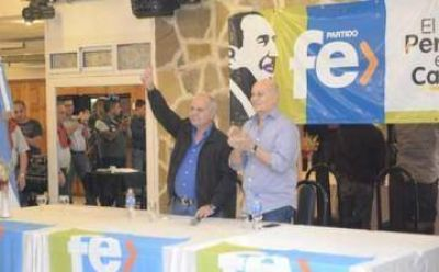 José Luis Bianchi asumió la titularidad de FE en Lanús