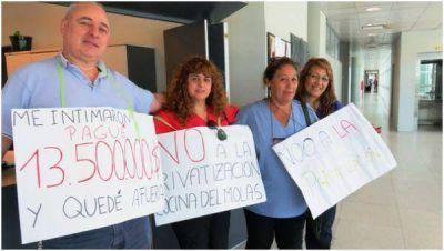Sitrasap: Salud Unida pedirá una medida cautelar