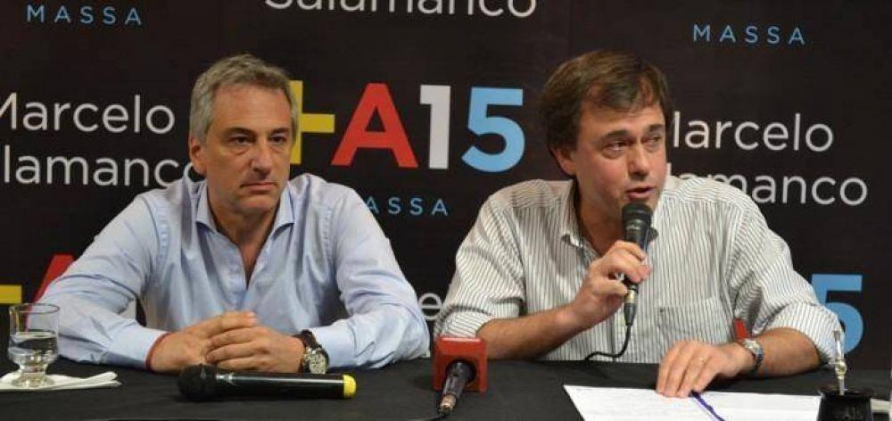 Bolívar: luego de varias fotos con Mosca, edil dejó el FR y desde el massismo salieron al cruce