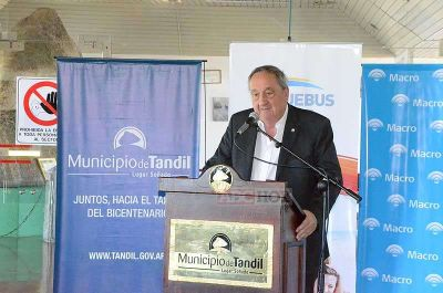 """""""Estamos trabajando para que el tren vuelva a Tandil"""""""