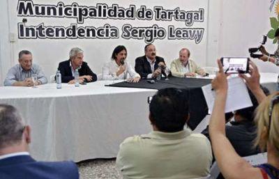 Mayor inversión: el departamento San Martín recibirá más de $150 millones para obras