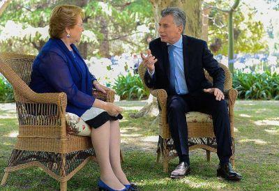 Macri cruzó a Cabello: