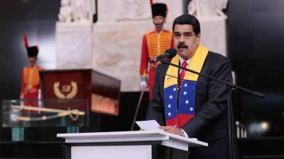 Nicolás Maduro insultó a Mauricio Macri: