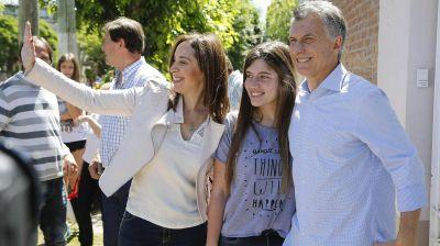 Macri y sus funcionarios hacen hoy el último timbreo del año