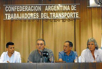 El transporte anuncia una fuerte protesta en reclamo por Ganancias