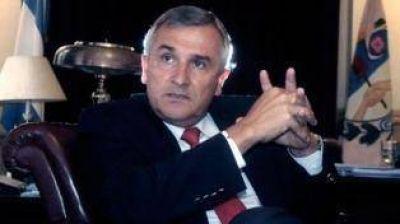 Reunida en Jujuy, la UCR respaldó a Morales frente a las acusaciones en el caso Milagro Sala