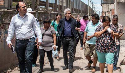 """Horacio Corti: """"La urbanización de Rodrigo Bueno es un reconocimiento al trabajo de los vecinos"""""""