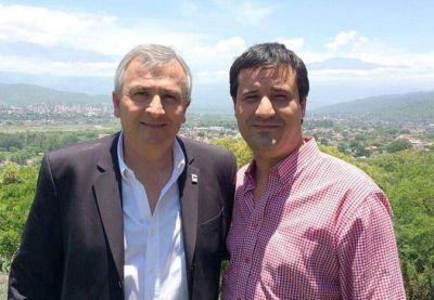 El diputado provincial Maximiliano Abad apoyó al gobernador jujeño Gerardo Morales