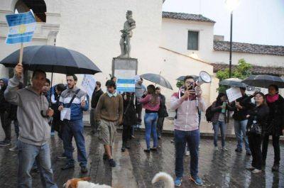Los becarios del Conicet volverán a protestar