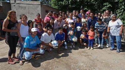 Impulsaran políticas de empleo, educación y comunitarias en La Costanera
