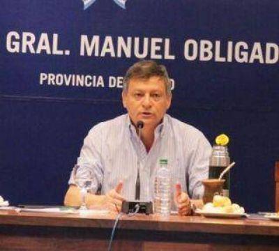 Peppo se reunirá con otros gobernadores para defender los recursos provinciales