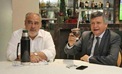 """Colombi le va a proponer a Peppo """"coordinar"""" los cortes de luz para este verano"""