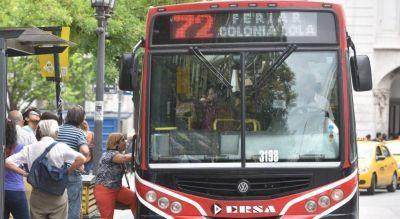 Ganancias: la UTA paralizará dos horas el servicio en la ciudad de Córdoba