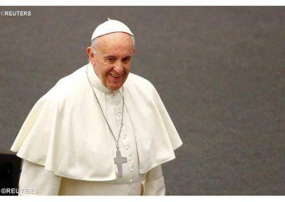 Papa: ser cada día artesanos de la Misericordia de Dios, que nos recuerda la Navidad